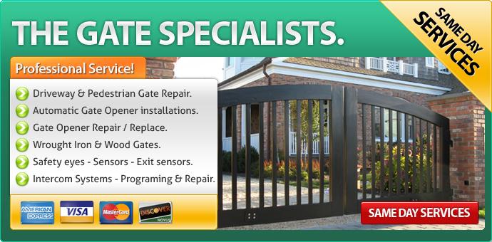 Gate repair Yeadon PA